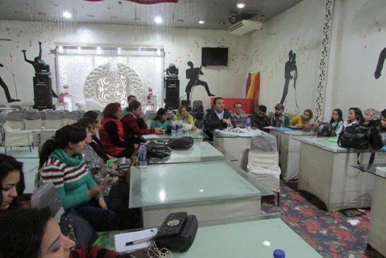 مشروع تدريب شباب شبرا الخيمةوقليوب من أجل التوظيف